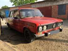 Приморско-Ахтарск 2106 1986
