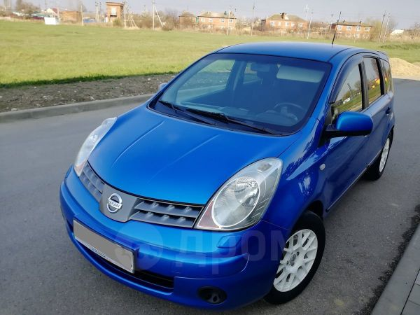 Nissan Note, 2008 год, 333 000 руб.