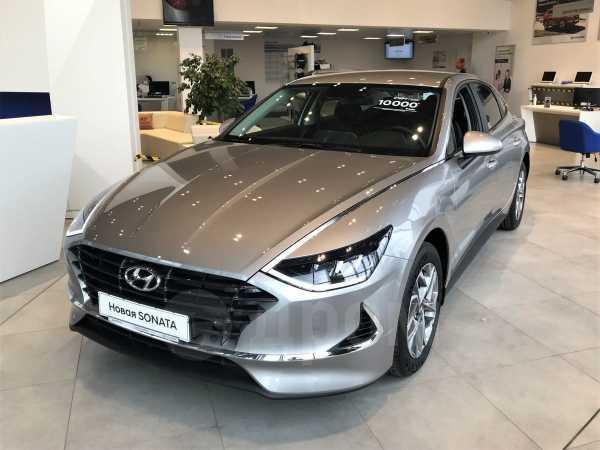 Hyundai Sonata, 2019 год, 1 674 000 руб.