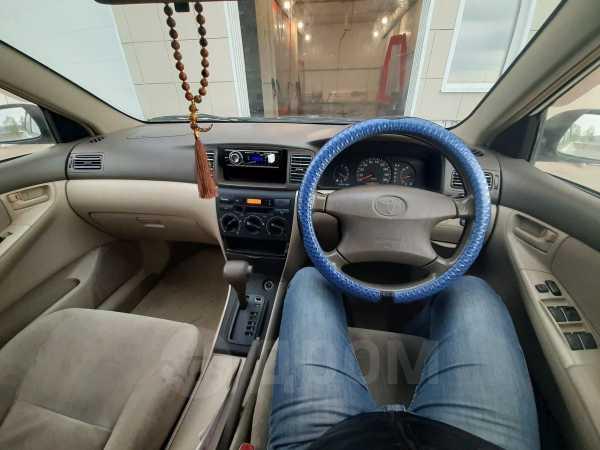 Toyota Corolla, 2001 год, 288 000 руб.