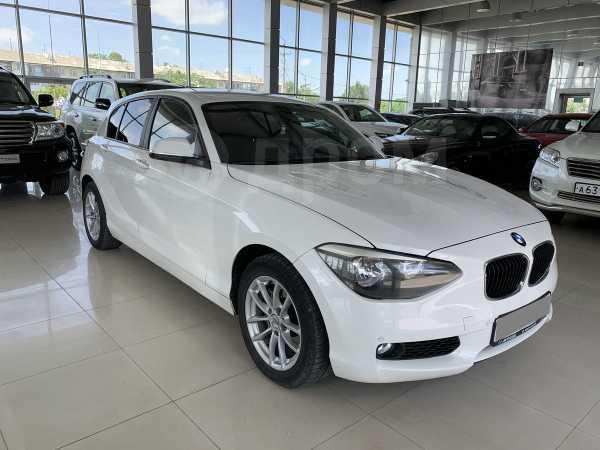 BMW 1-Series, 2012 год, 599 000 руб.