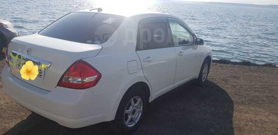 Nissan Tiida Latio, 2010 год, 445 000 руб.