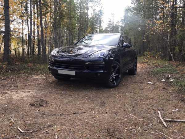 Porsche Cayenne, 2010 год, 1 880 000 руб.