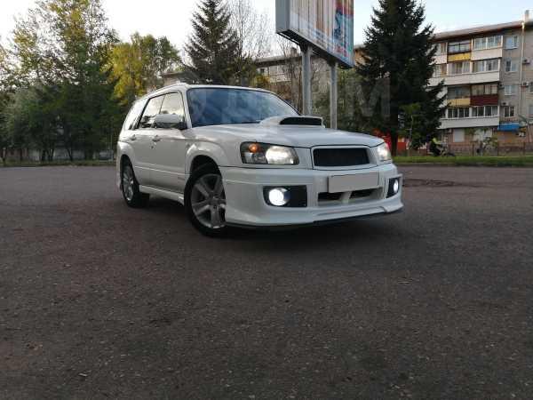 Subaru Forester, 2002 год, 555 000 руб.