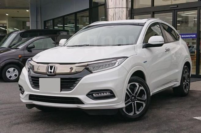 Honda Vezel, 2019 год, 720 000 руб.