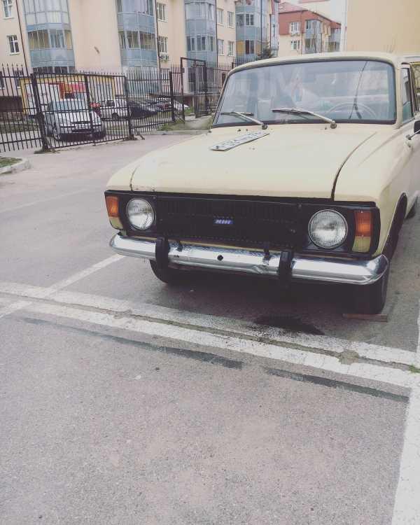 Москвич 412, 1990 год, 36 000 руб.