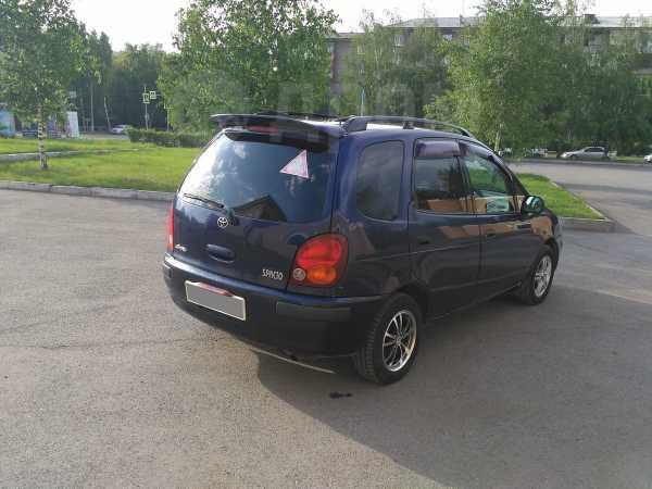 Toyota Corolla Spacio, 1997 год, 155 000 руб.