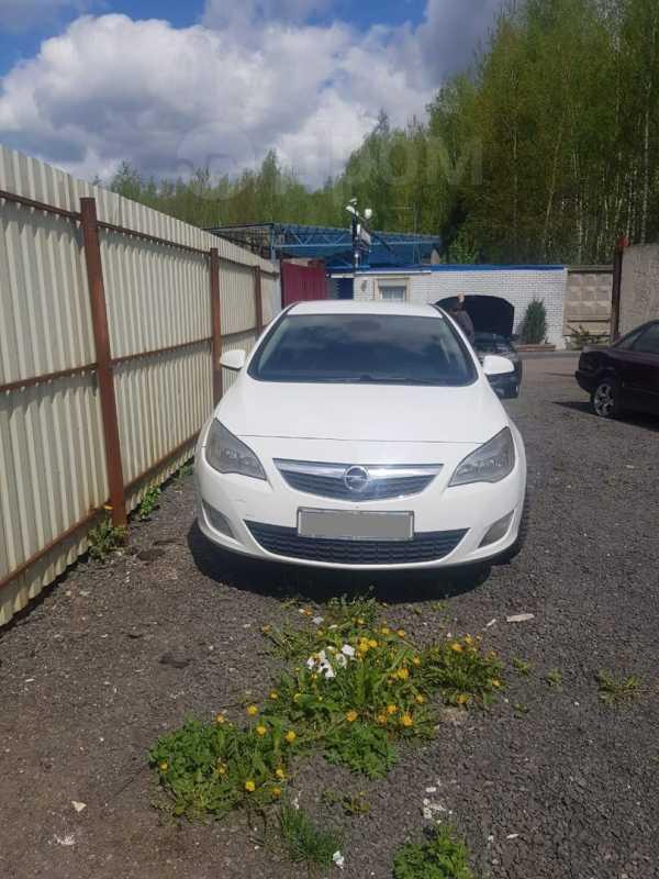 Opel Astra, 2010 год, 353 000 руб.