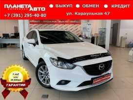 Красноярск Mazda6 2016