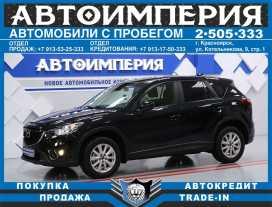 Красноярск Mazda CX-5 2013