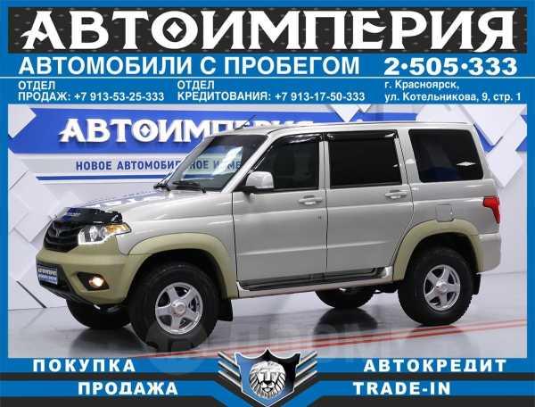 УАЗ Патриот, 2014 год, 518 000 руб.