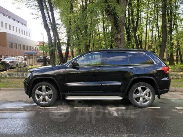 Jeep Grand Cherokee, 2012 год, 1 310 000 руб.
