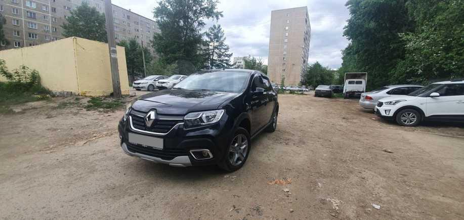 Renault Logan Stepway, 2018 год, 600 000 руб.