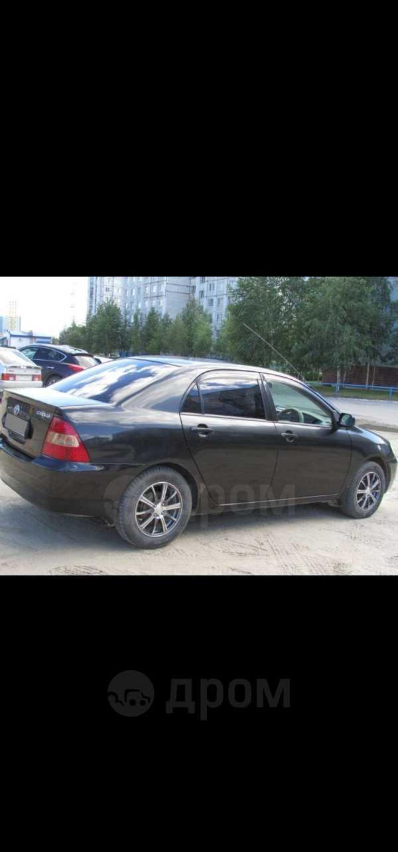 Toyota Corolla, 2001 год, 250 000 руб.