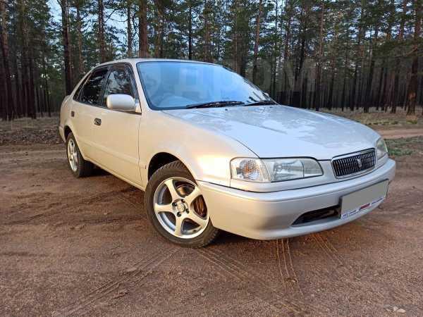 Toyota Sprinter, 1999 год, 278 000 руб.