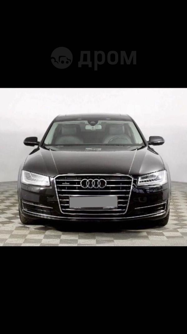 Audi A8, 2016 год, 2 290 000 руб.