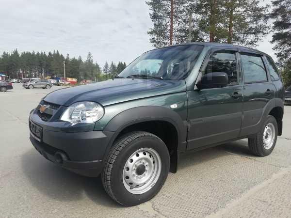 Chevrolet Niva, 2020 год, 750 000 руб.