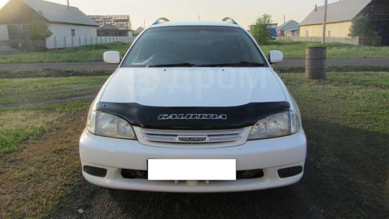 Toyota Caldina, 2001 год, 315 000 руб.