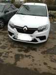 Renault Logan, 2018 год, 600 000 руб.