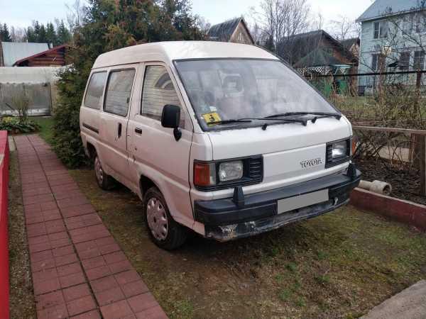 Toyota Lite Ace, 1987 год, 90 000 руб.