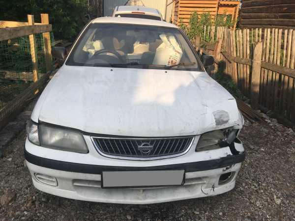 Nissan Sunny, 1999 год, 90 000 руб.