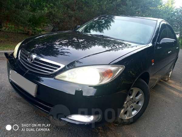 Toyota Camry, 2003 год, 469 000 руб.
