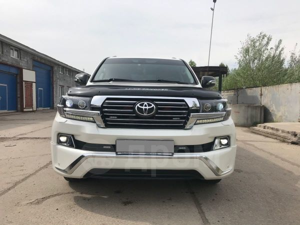 Toyota Land Cruiser, 2013 год, 2 750 000 руб.