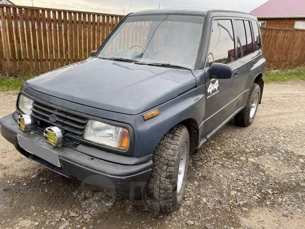 Suzuki Escudo, 1990 год, 180 000 руб.