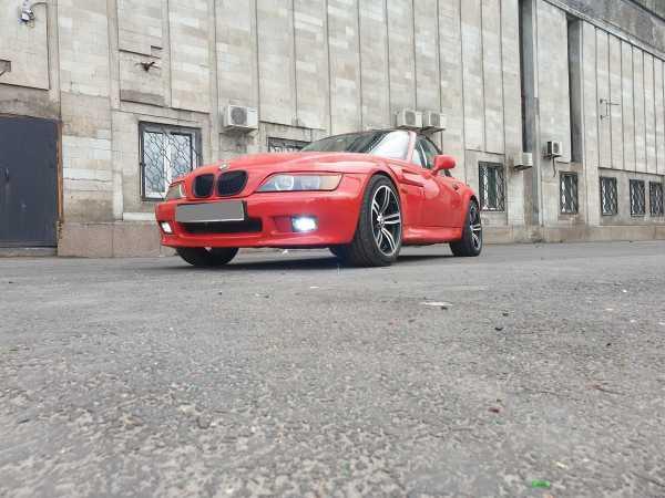 BMW Z3, 1996 год, 470 000 руб.