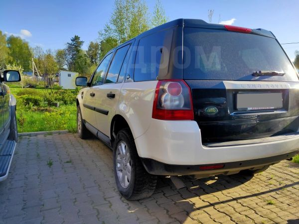 Land Rover Freelander, 2008 год, 630 000 руб.