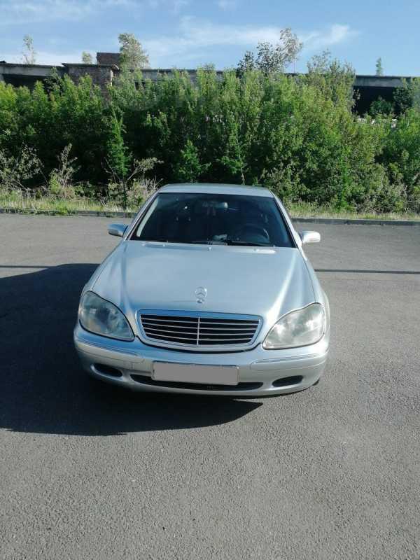 Mercedes-Benz S-Class, 1998 год, 370 000 руб.