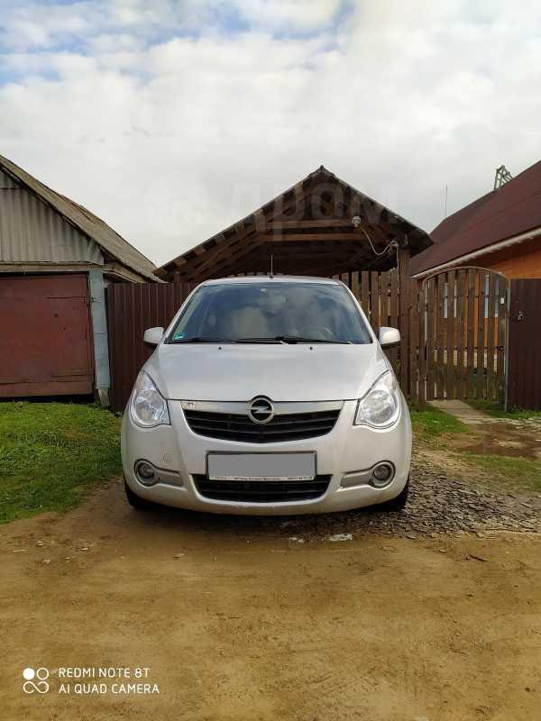 Opel Agila, 2008 год, 200 000 руб.