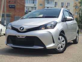 Краснодар Toyota Vitz 2016