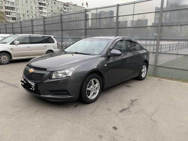 Chevrolet Cruze, 2012 год, 490 000 руб.