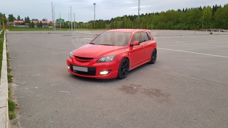 Mazda Mazda3, 2006 год, 450 000 руб.