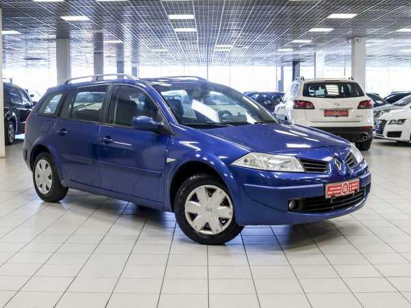 Renault Megane, 2007 год, 299 900 руб.