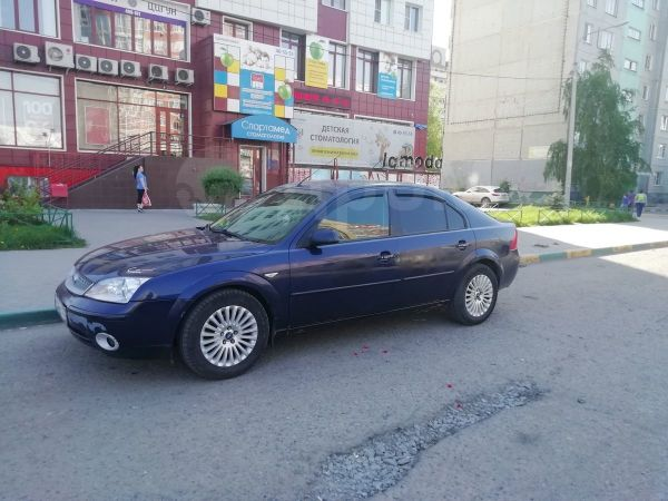 Ford Mondeo, 2002 год, 150 000 руб.