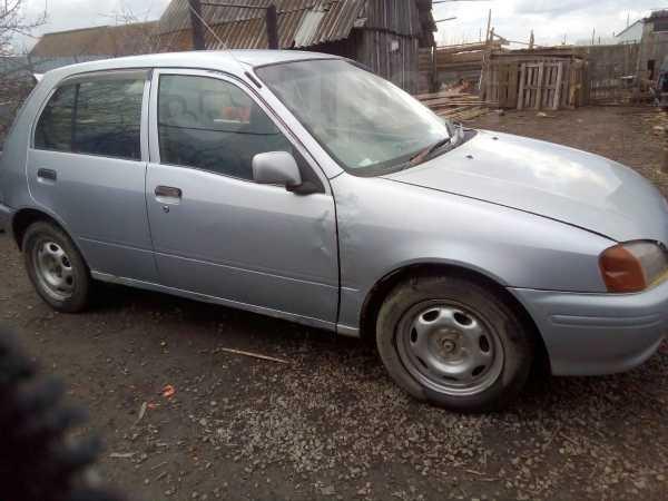 Toyota Starlet, 1996 год, 85 000 руб.