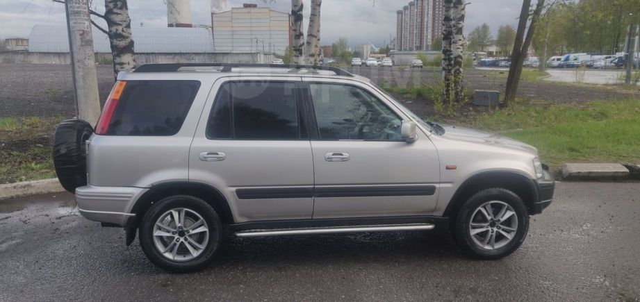 Honda CR-V, 1997 год, 220 000 руб.