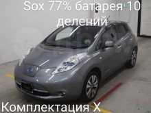 Нижний Новгород Leaf 2013