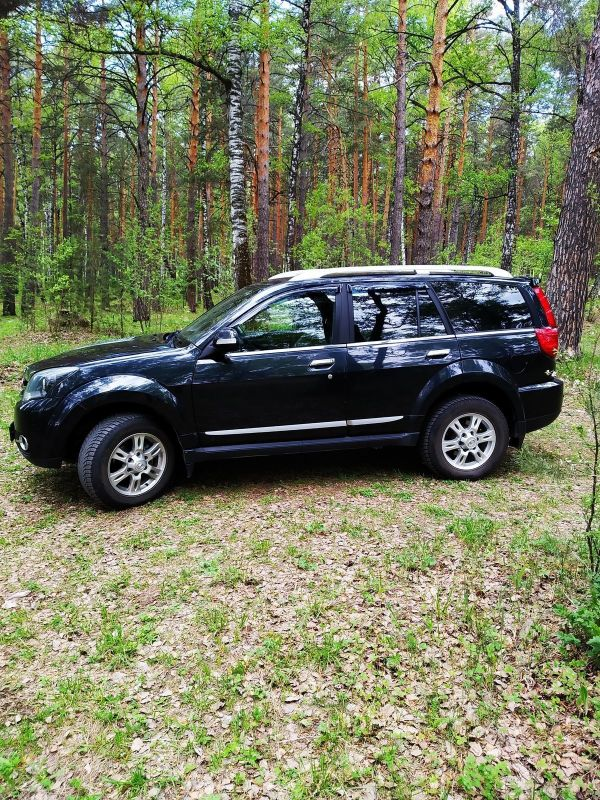 Great Wall Hover H3, 2014 год, 850 000 руб.