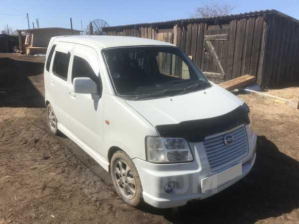 Suzuki Wagon R Solio, 2002 год, 170 000 руб.