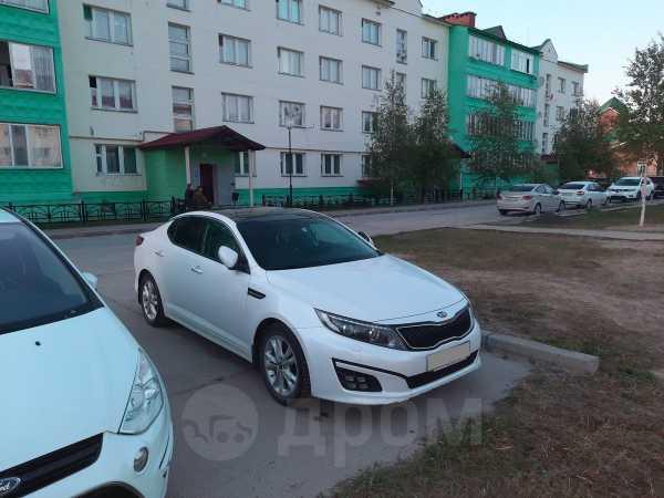Kia Optima, 2014 год, 965 300 руб.