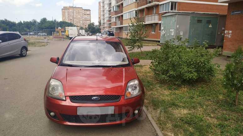 Ford Fiesta, 2006 год, 190 000 руб.