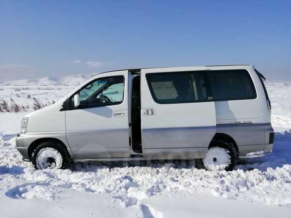 Nissan Caravan Elgrand, 1988 год, 300 000 руб.