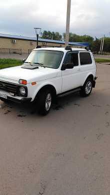 Армавир 4x4 2121 Нива 1988