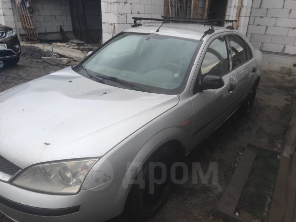 Ford Mondeo, 2002 год, 165 000 руб.