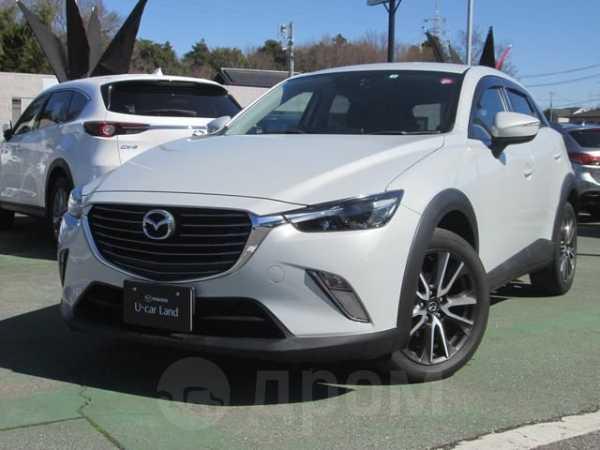 Mazda CX-3, 2016 год, 730 000 руб.
