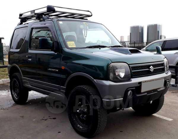 Suzuki Jimny, 2006 год, 375 000 руб.