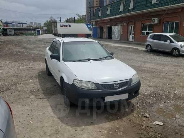 Mazda Familia, 2001 год, 120 000 руб.